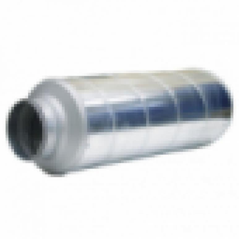 Systemair Rohrventilator RVK-silio 250E2-L - 1080m3/h