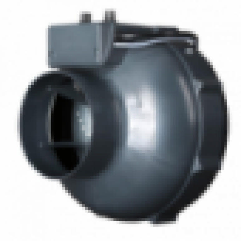 CarbonActive Granulate 400G Aktivkohlefilter 400m³/h - 125mm