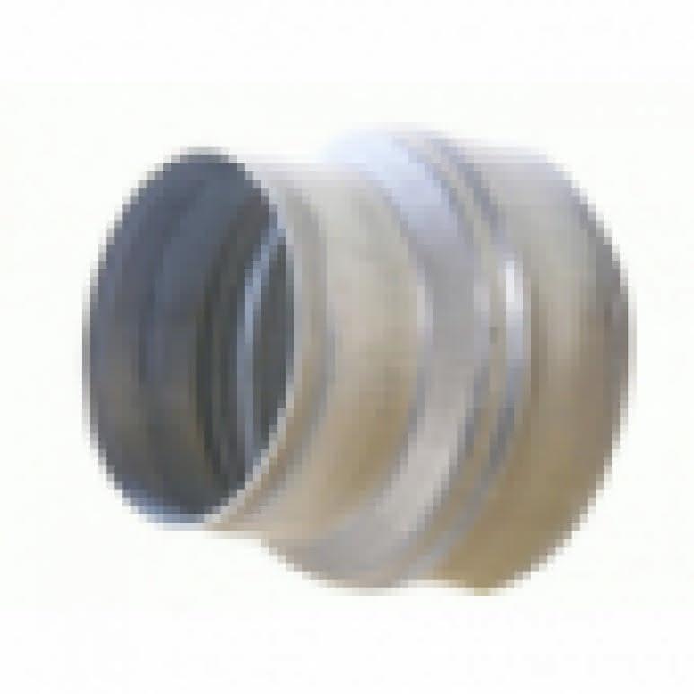 Y-Stück 3x 200mm - 2x 45 Grad Abgang