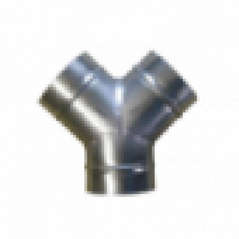 Verbindungsstück Muffe 125mm - Verbindung Formteile