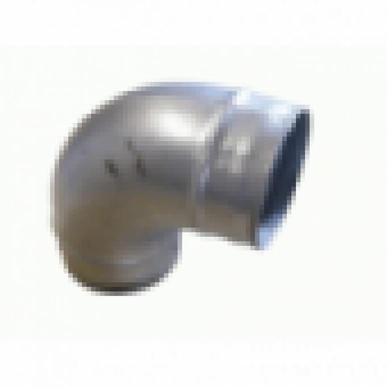 Luftschlauch Aluconnect - Aluminiumbeschichtet