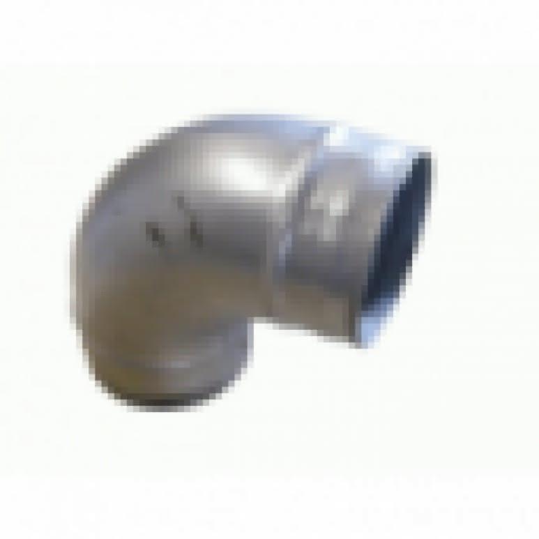 Y-Stück 3x 160mm - 2x 45 Grad Abgang