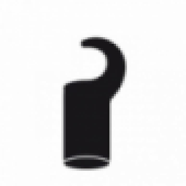 HOMEbox® Ersatzhaken lang 16mm - 4er Set