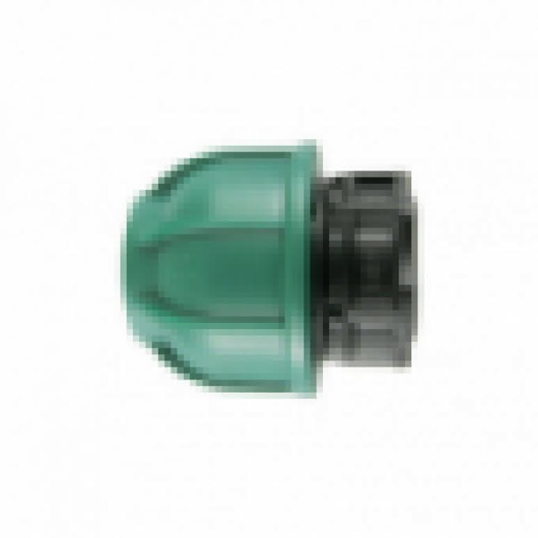 PE Kupplung 25mm T-Stück - schraubar