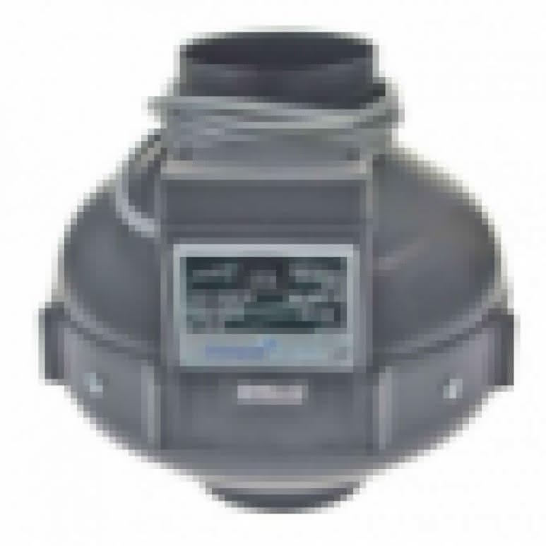 CarbonActive Granulate 200G Aktivkohlefilter 200m³/h - 125mm