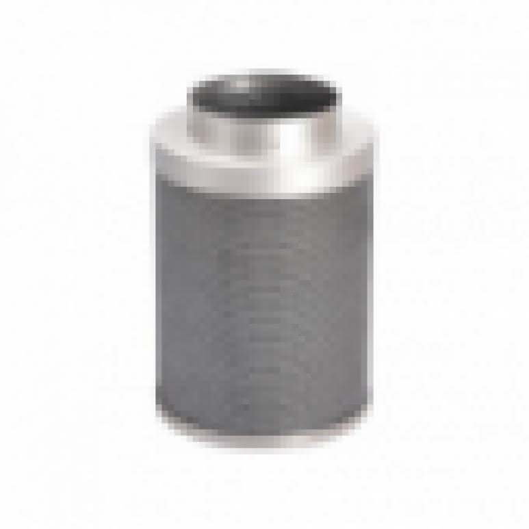 CarbonActive schallgedämmte EC Silent-Box 750m³/h - 200mm 700 Pa