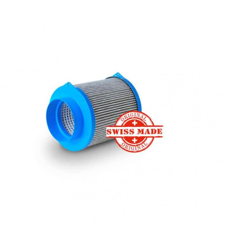 CarbonActive HomeLine 200Z Aktivkohlefilter 200m³/h - 125mm
