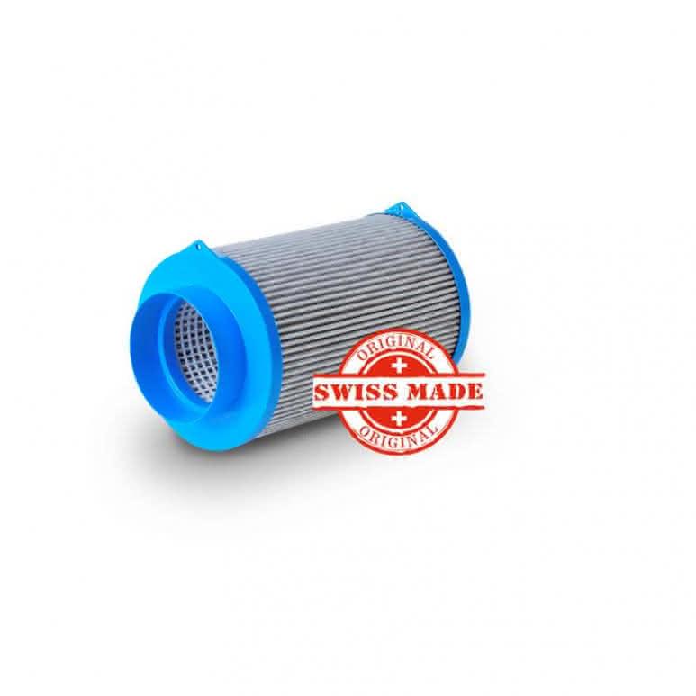 CarbonActive HomeLine 300Z Aktivkohlefilter 300m³/h - 125mm