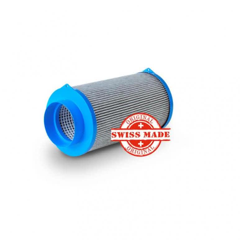 CarbonActive HomeLine 400Z Aktivkohlefilter 400m³/h - 125mm