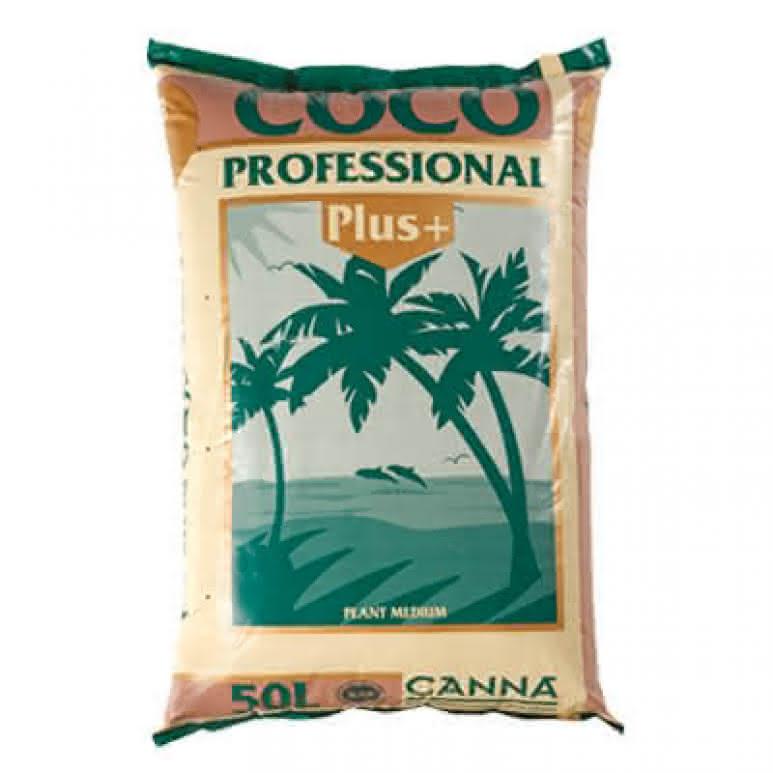 Canna Coco Professional Plus 50 Liter - Kokossubstrat
