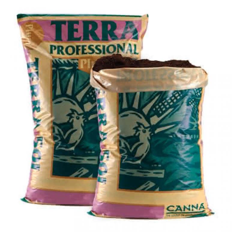 Canna Terra Professional Plus 50 Liter - Erdsubstrat ohne Perlite