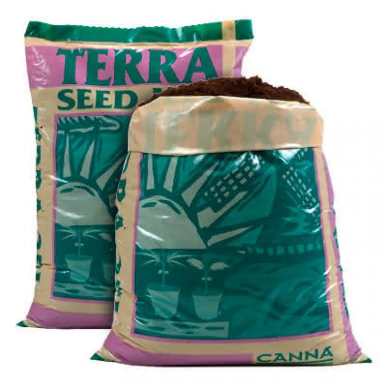 Canna Terra Seed-Mix 25 Liter - Anzuchterde