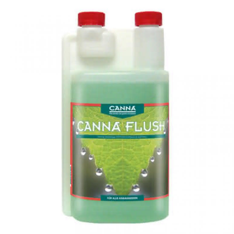 Canna FLUSH 250ml - Substratpflege