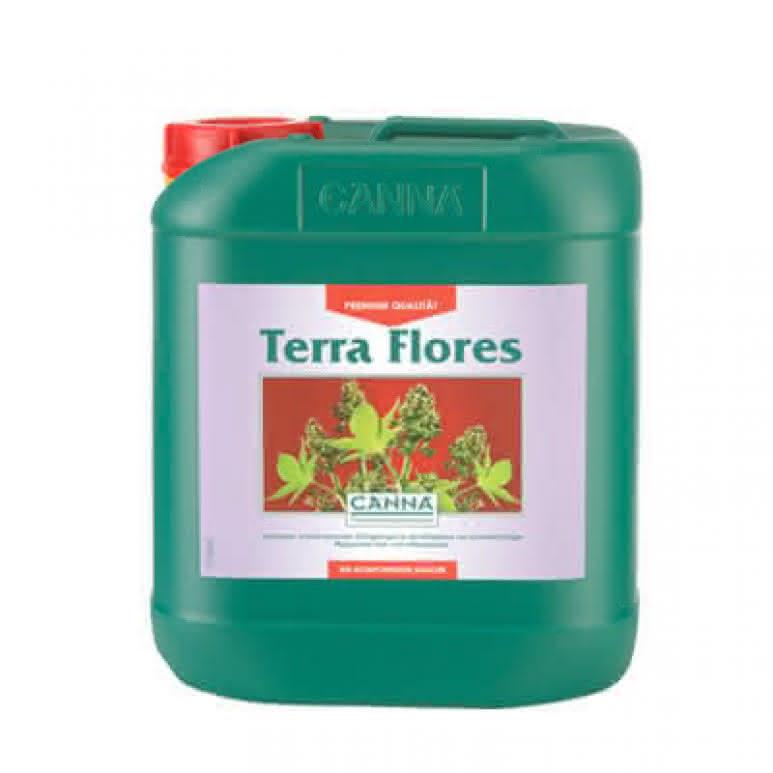 Canna Terra Flores 5 Liter - Blütedünger
