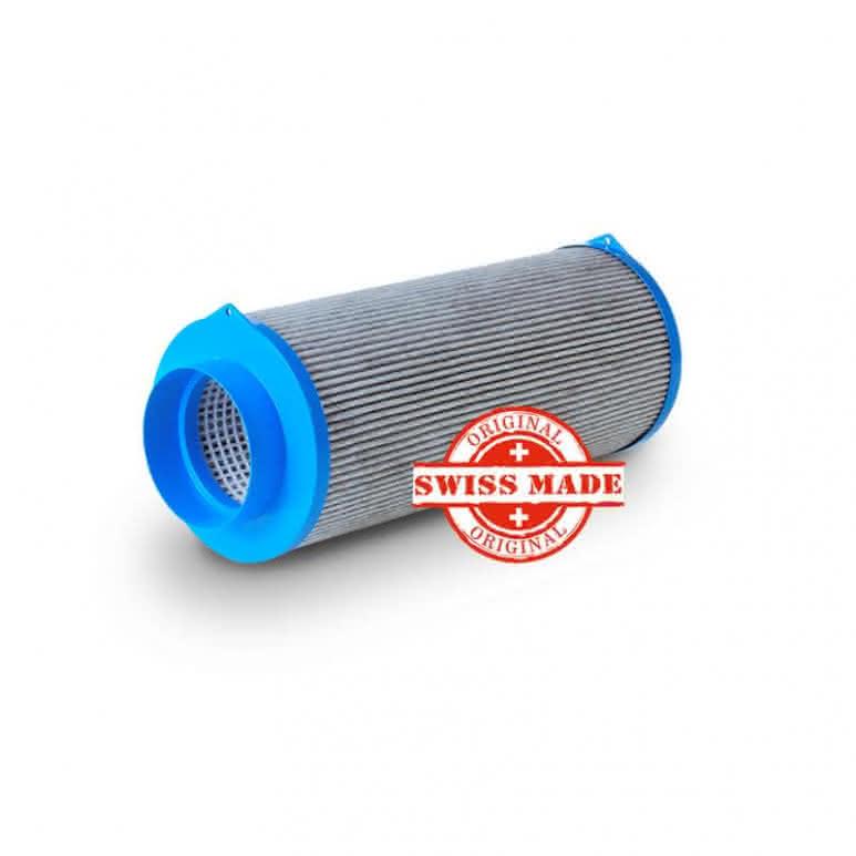 CarbonActive HomeLine 500ZL Aktivkohlefilter 500m³/h - 125mm