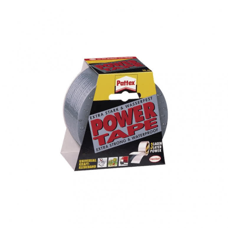 PATTEX Power Tape 50mm 3-lagig 50 Meter