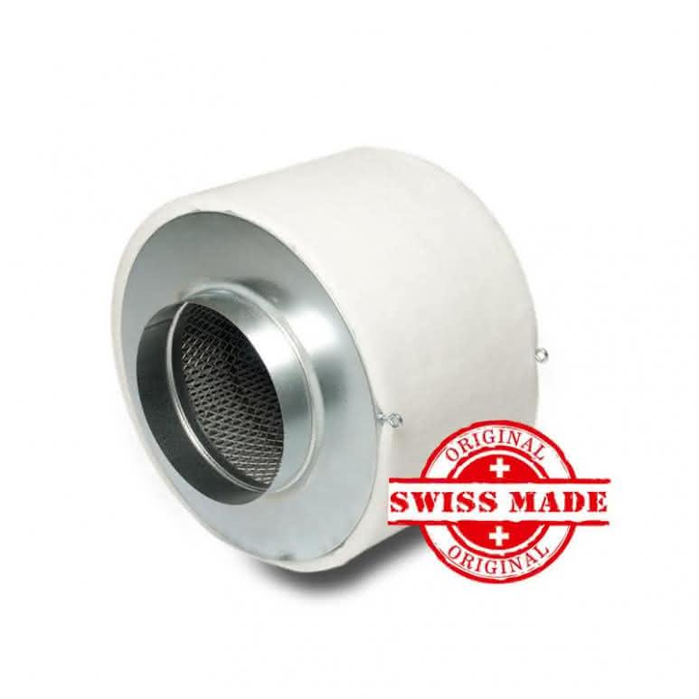 CarbonActive ProLine Standard 1000ZW Aktivkohlefilter 1000m³/h - 250mm