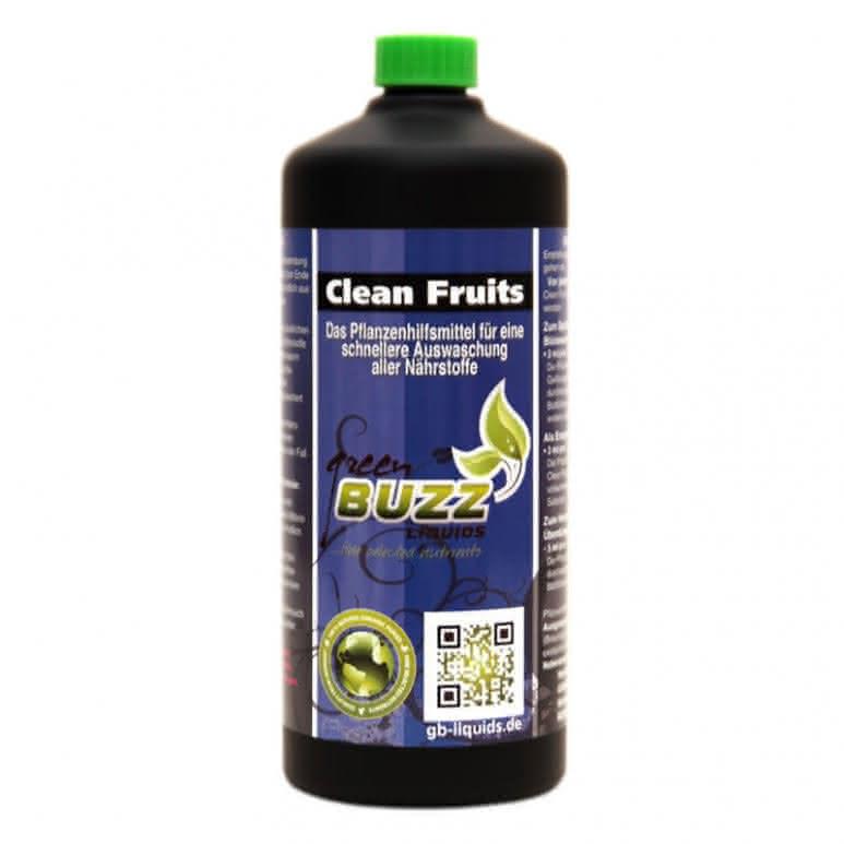 Green Buzz Liquids GBL Clean Fruits 1 Liter - Pflanzenhilfsmittel organisch