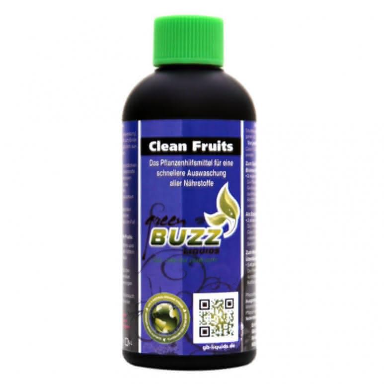 Green Buzz Liquids GBL Clean Fruits 100ml - Pflanzenhilfsmittel organisch