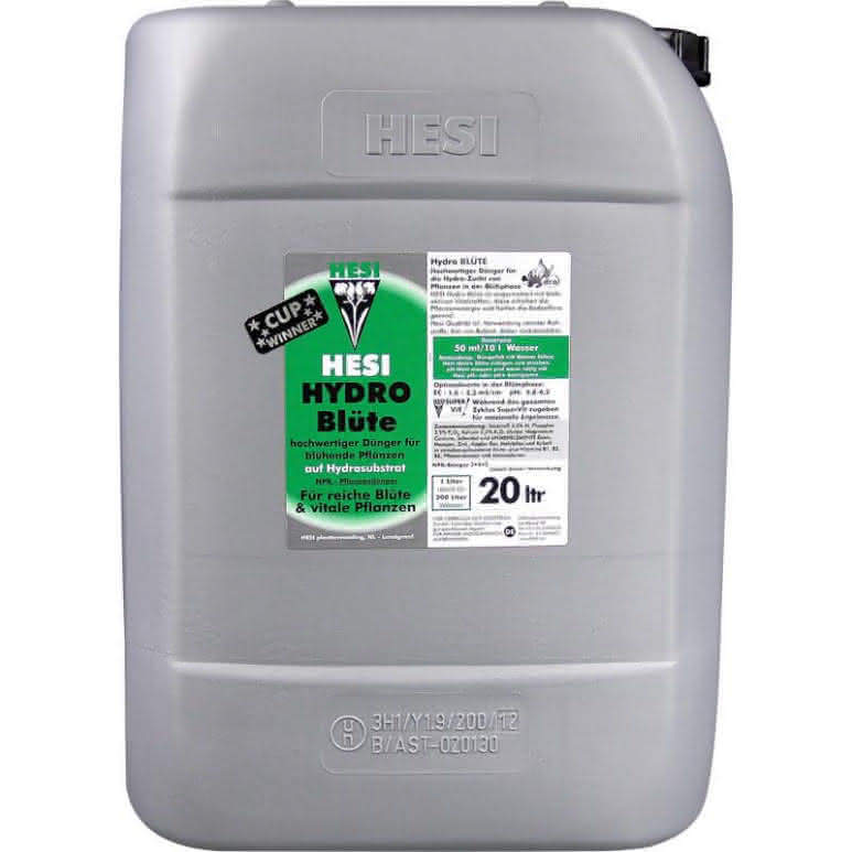 HESI Hydro Blüte 20 Liter