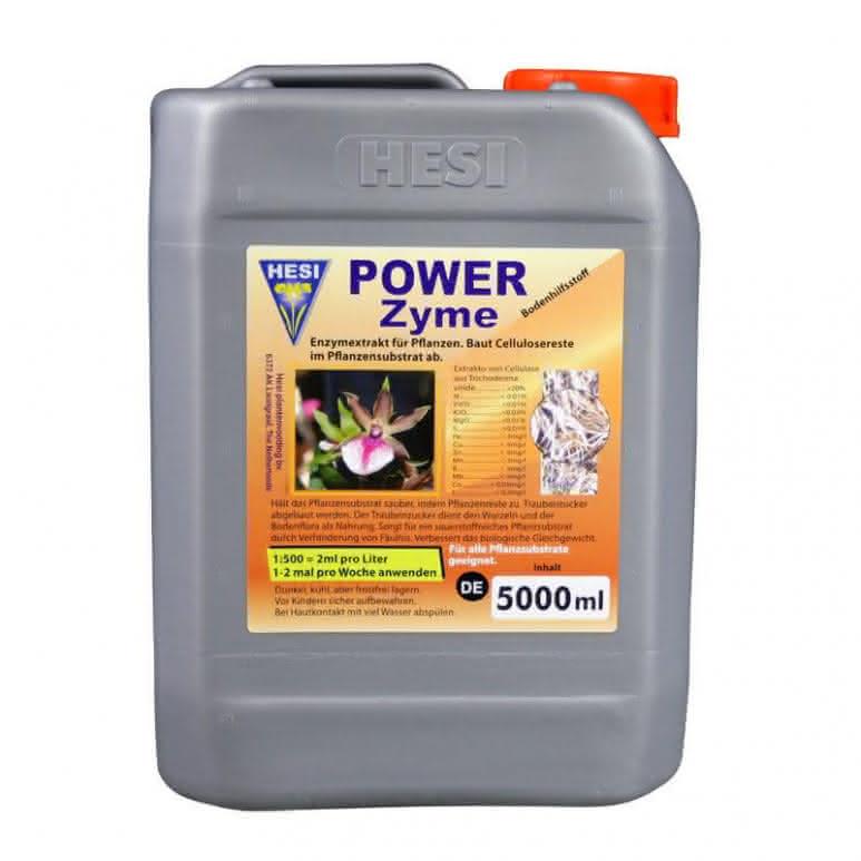 HESI Power-Zyme 5 Liter - Enzympräparat