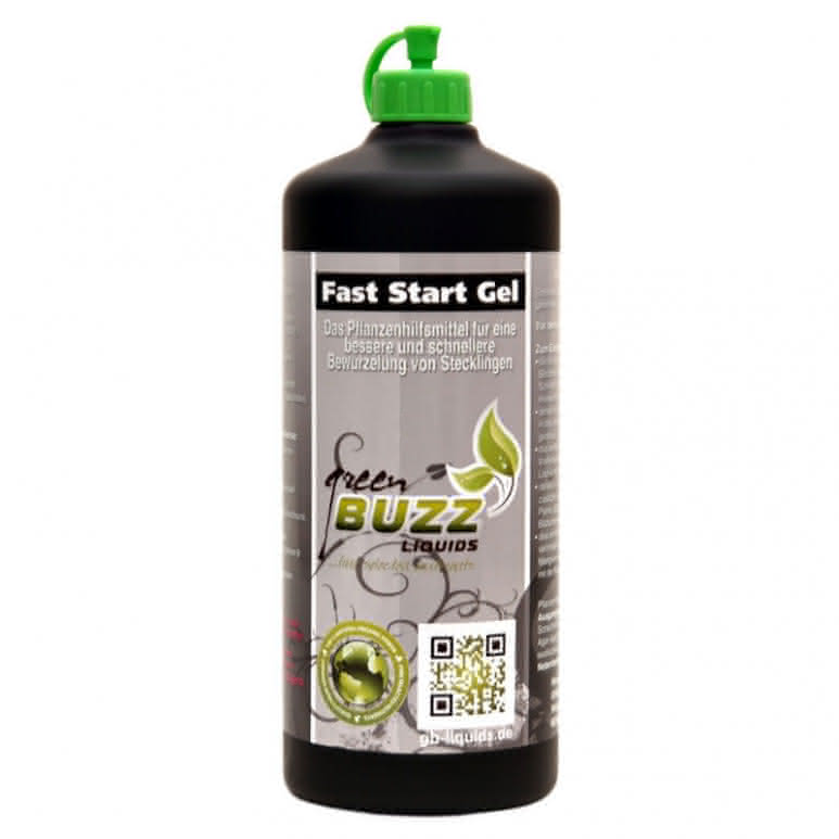 Green Buzz Liquids GBL Fast-Start-Gel 1 Liter - Wurzelhilfe