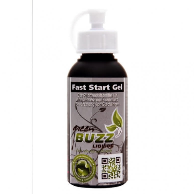 Green Buzz Liquids GBL Fast-Start-Gel 50ml - Wurzelhilfe