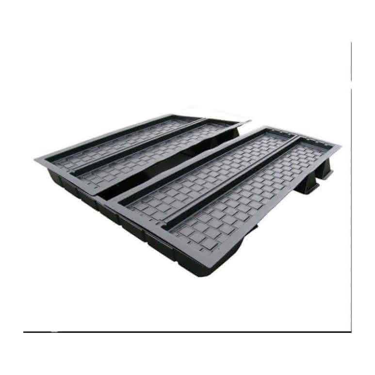 Nutriculture Multi-Ducts NFT-System MD803 - 249x213x38cm