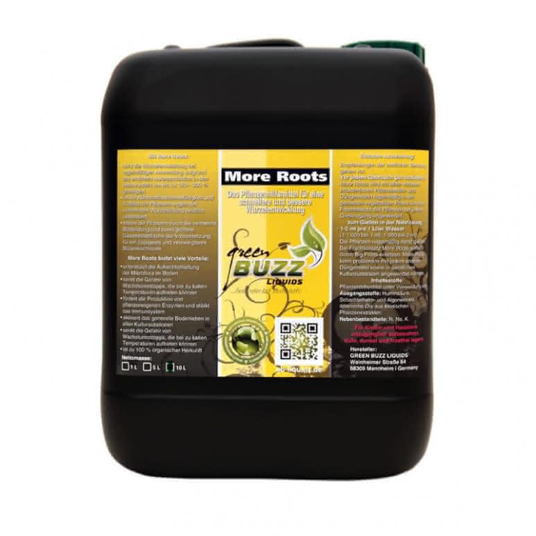 Green Buzz Liquids GBL More Roots Standard 10 Liter - Wurzelstimulator organisch