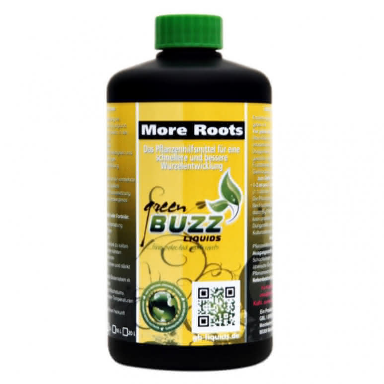 Green Buzz Liquids GBL More Roots Standard 500ml - Wurzelstimulator organisch