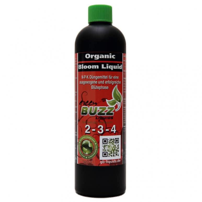Green Buzz Liquids GBL Organic Bloom Liquid 250ml - Blütedünger organisch