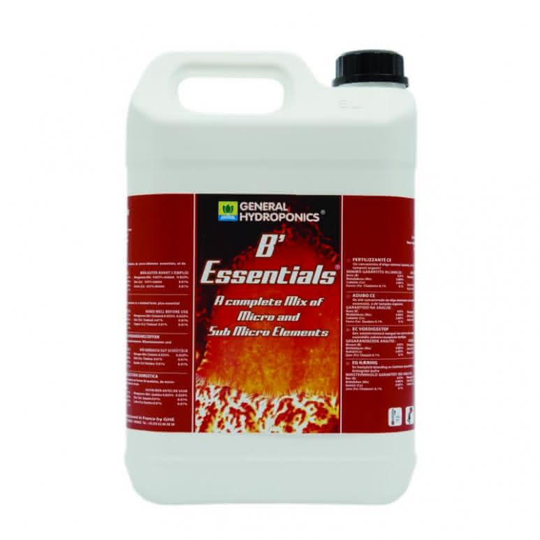 GHE Bio Essentials 5 Liter