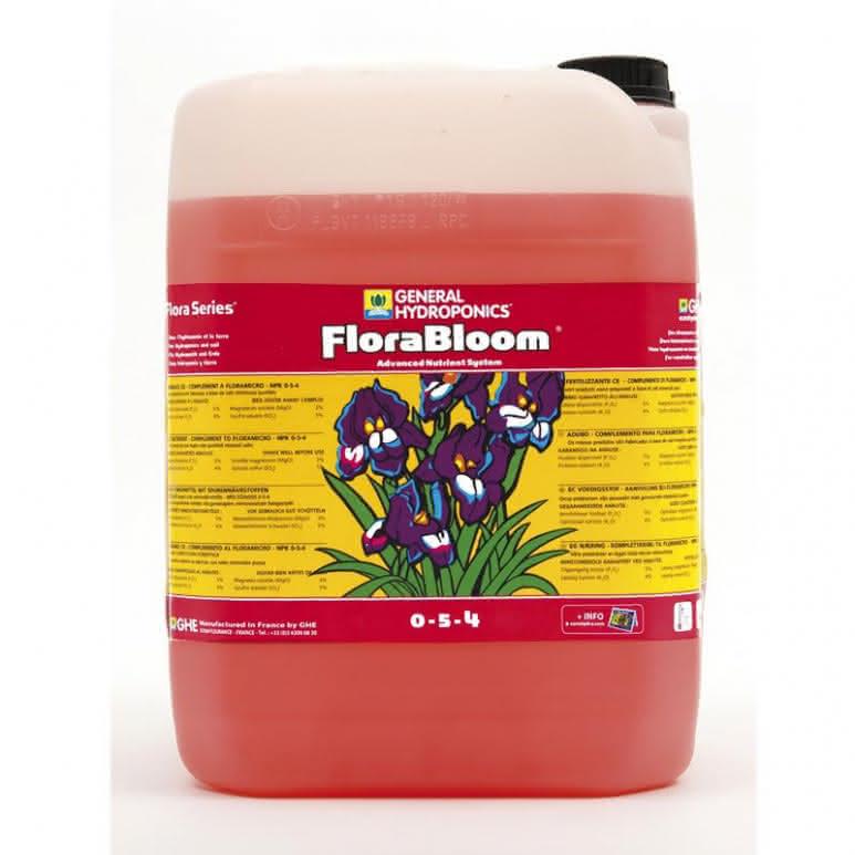 GHE Flora Bloom 10 Liter