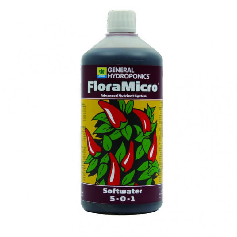 GHE Flora Micro Softwater 1 Liter
