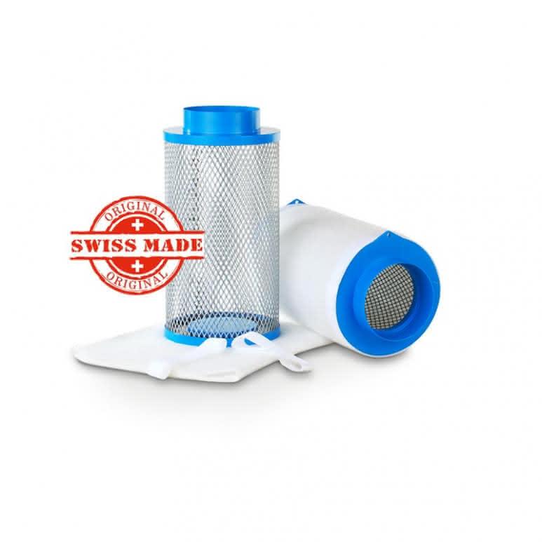CarbonActive IntakeLine Pollen Filter M5 200mm - 800m³/h