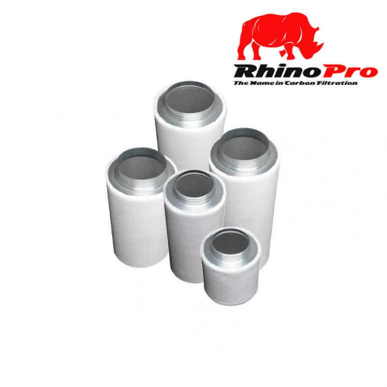 Rhino-Pro Aktivkohlefilter - Granulat-Aktivkohlefilter RC142 Kohle