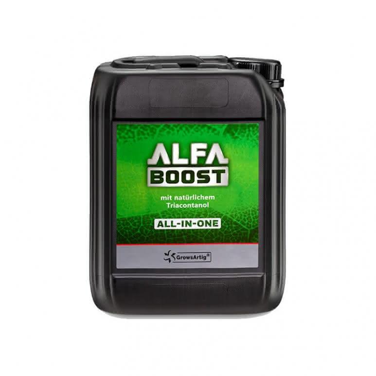 ALFA Boost All-In-One 10 Liter - Pflanzenstimulator organisch