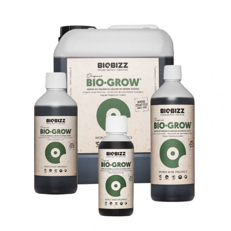 BioBizz® Bio Grow - Wachstumsdünger