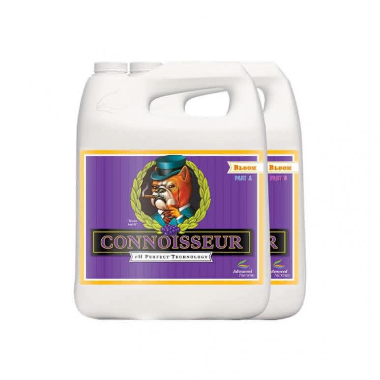 Advanced Nutrients Connoisseur Bloom A+B je 4 Liter - Basisdünger