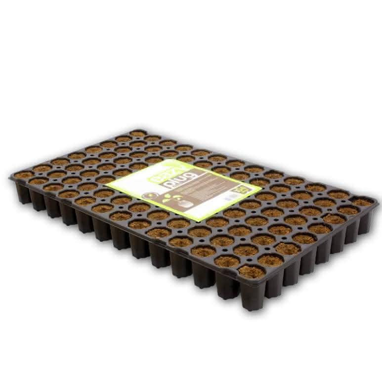Eazy Plug® Stecktray 35mm rund - 104 Stück