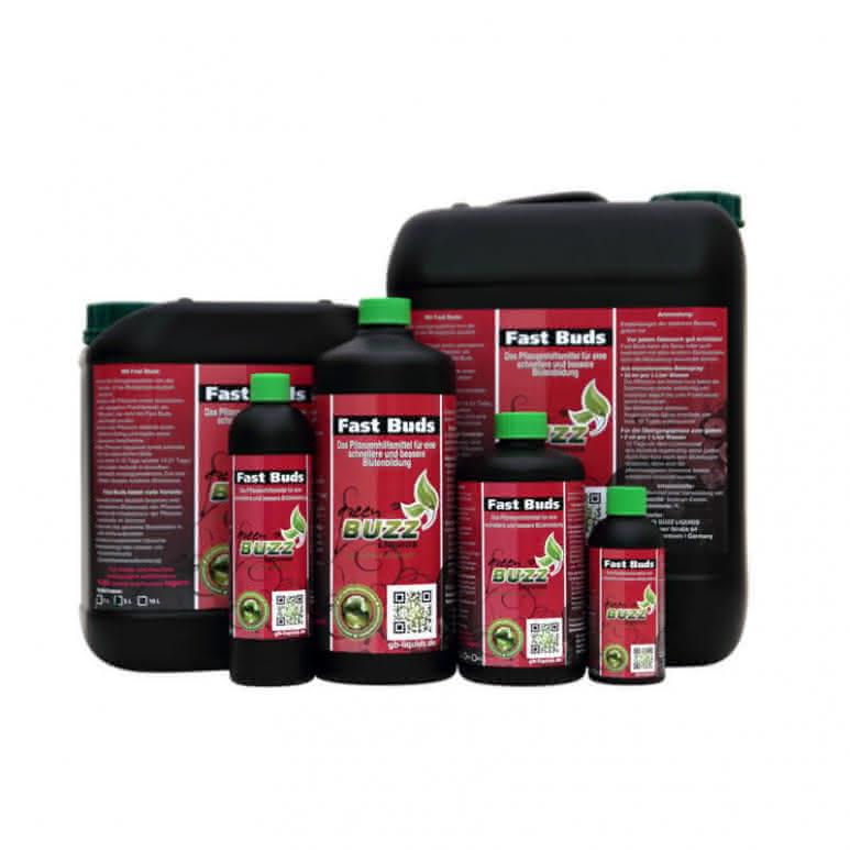 Green Buzz Liquids GBL Fast Buds - Pflanzenhilfsmittel organisch