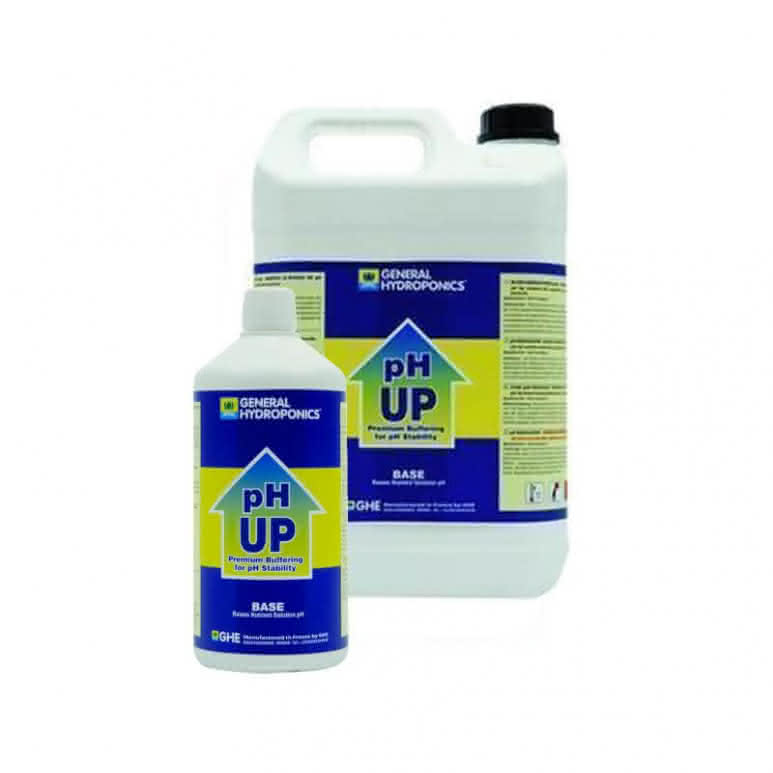 General Hydroponics GHE pH Up - pH-Regulator
