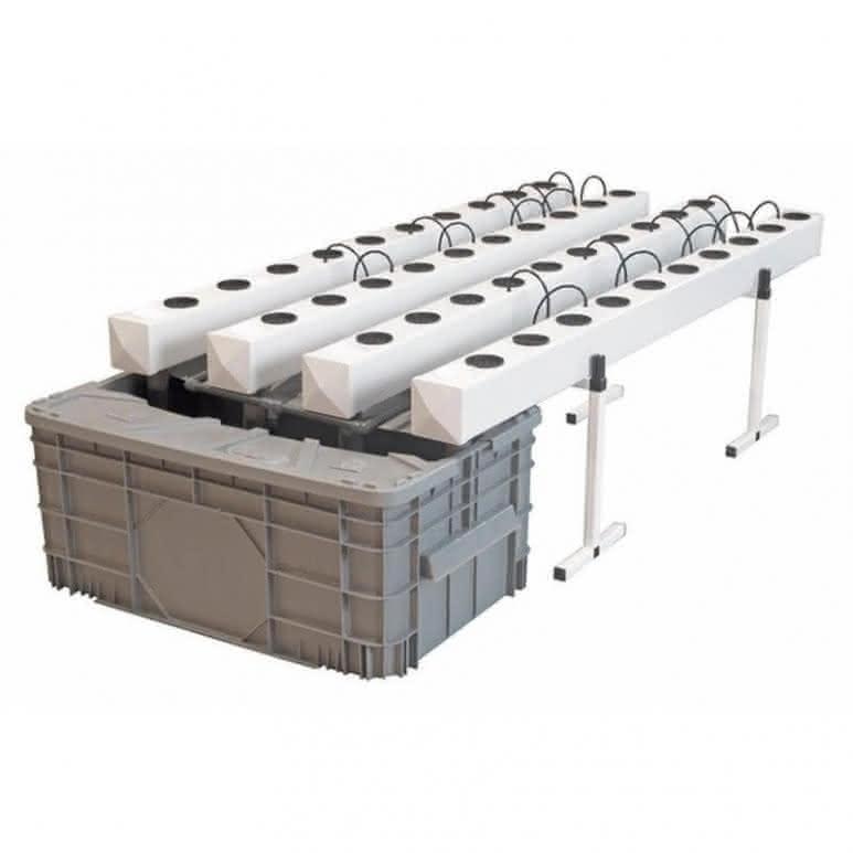 General Hydroponics GHE AeroFlo40 - Aero-System für 40 Pflanzen