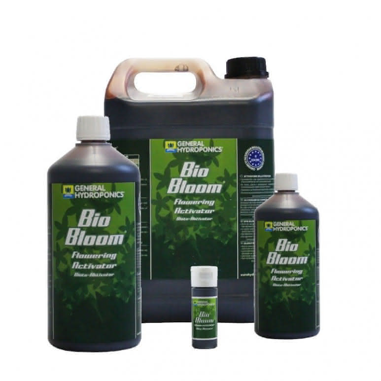 General Hydroponics GHE Bio Bloom - biologischer Blütenstimulator