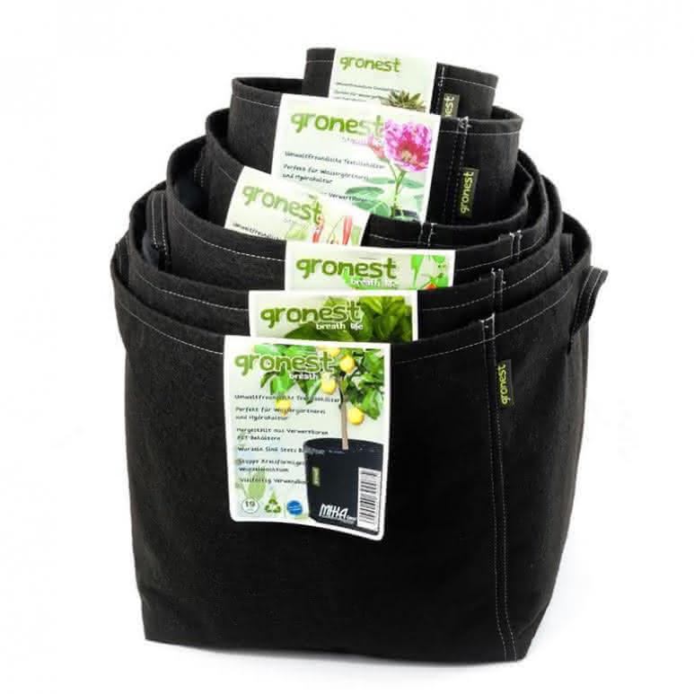 Gronest Stofftopf - Pflanzenbehälter