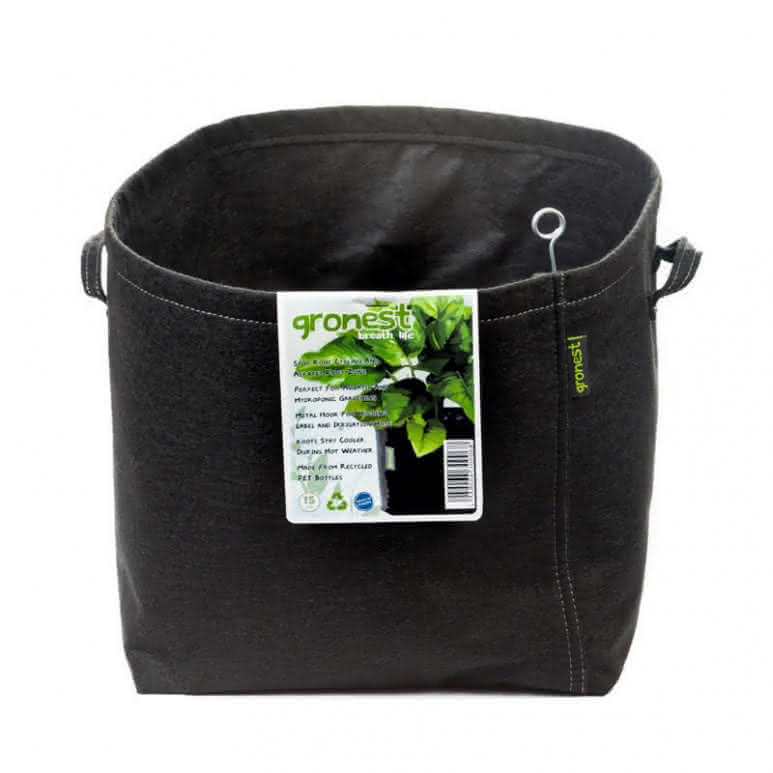 Gronest Stofftopf 19 Liter - Ø265mm Pflanzenbehälter
