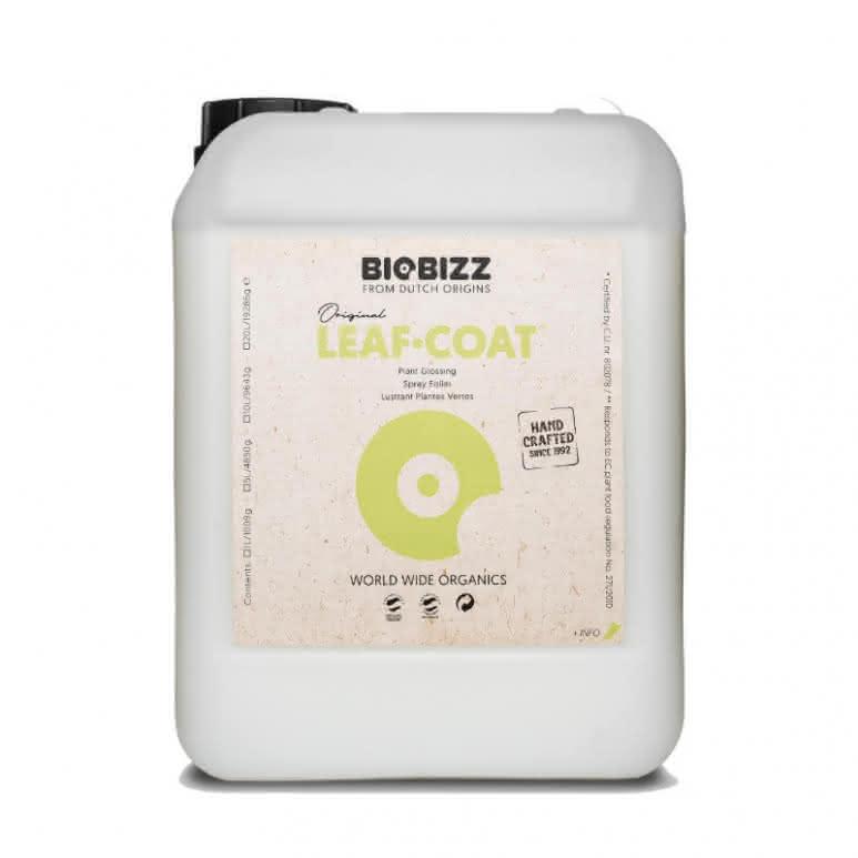 BioBizz® LeafCoat 5 Liter - Pflanzenhilfsmittel