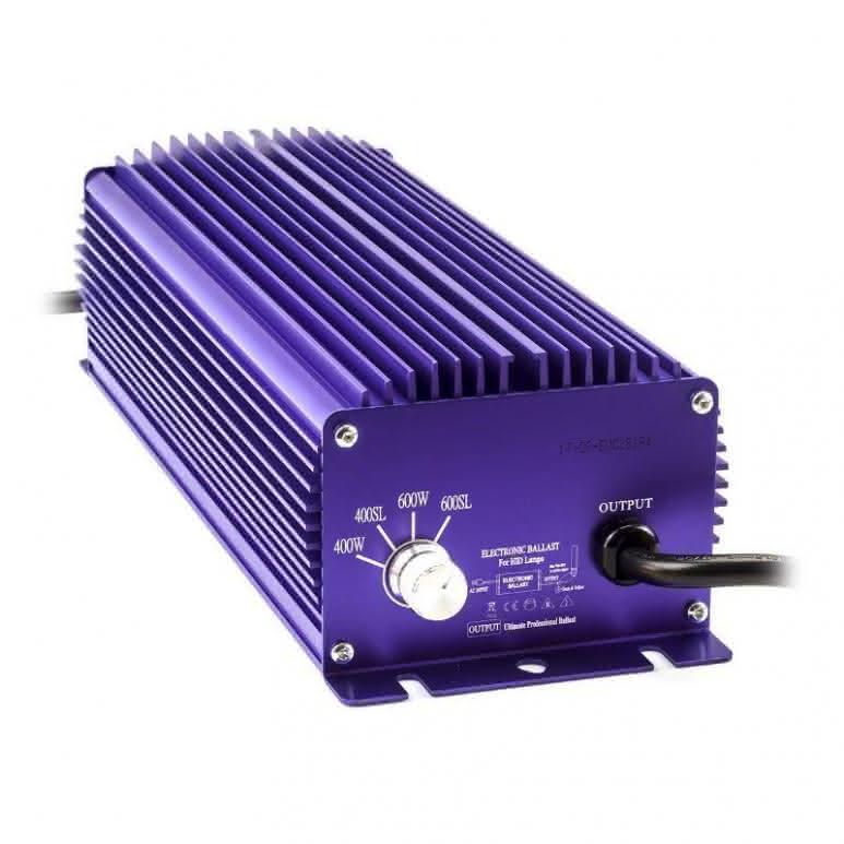 Lumatek digitales Vorschaltgerät 600 Watt EVG 400 V Pro - dimmbar