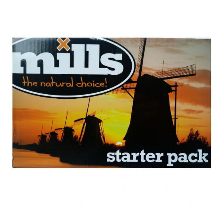 Mills Nutrients StarterKit All-In-One - 1780ml Düngerset