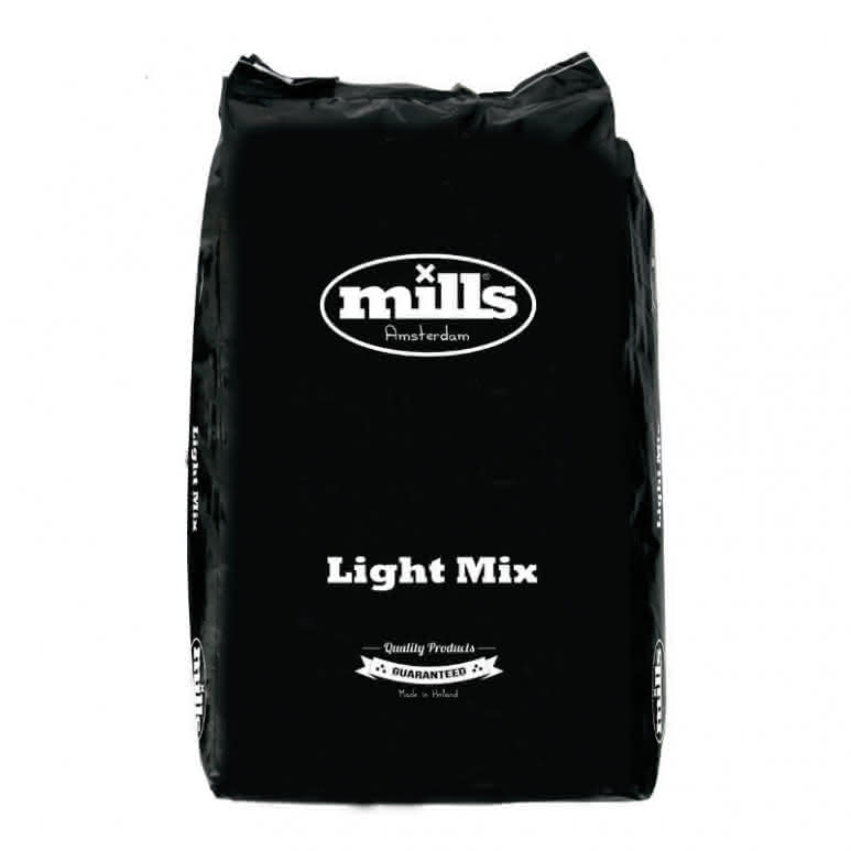 Mills Nutrients Light-Mix 50 Liter - Erdsubstrat mit Perlite
